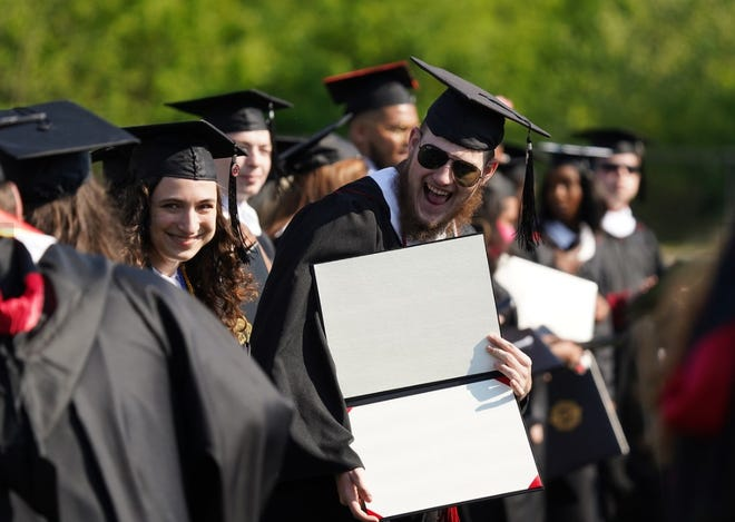 Gardner-Webb University celebrated more than 500 graduates Friday and Saturday in Boiling Springs.