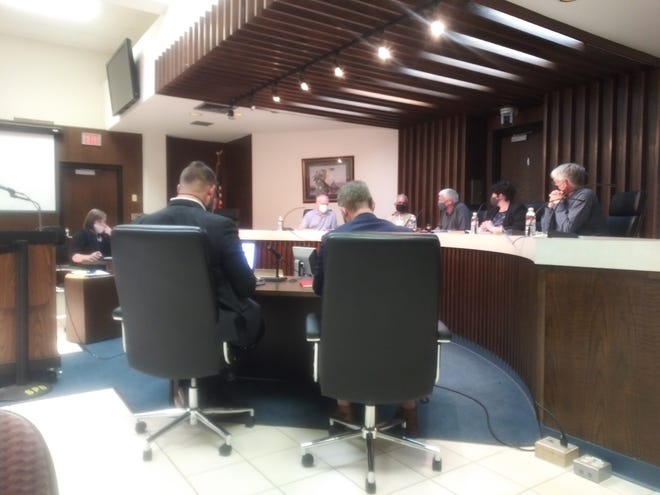 Shawnee's Community Service Contract Review Committee gathered to discuss three potential contracts with the city, as local groups seek the city's help with funding.