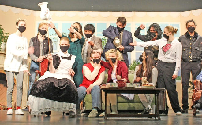 The Etna High School Drama Department will host the 15th annual Improv Night Fundraiser on May 21 at the Avery Theatre in Etna.