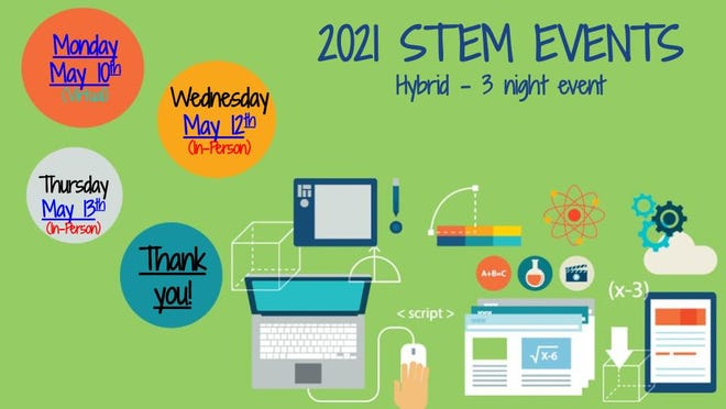 STEM Night returns with two in-person events at Middletown High