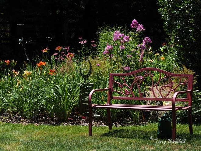 The New Philadelphia Friends of the Library will host its annual garden tour fundraiser from 9 a.m. to 4 p.m. July 10.
