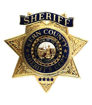 Kern County Sheriff.