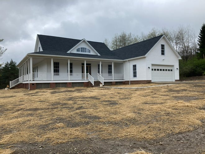 Alfred State students recently wrapped up work on House 56, and the new home has already been sold.
