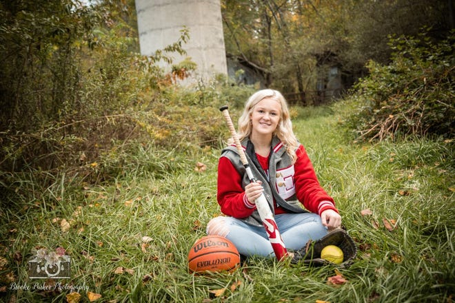 Erwin senior Briah Frisbee is the Citizen Times' Athlete of the Week!