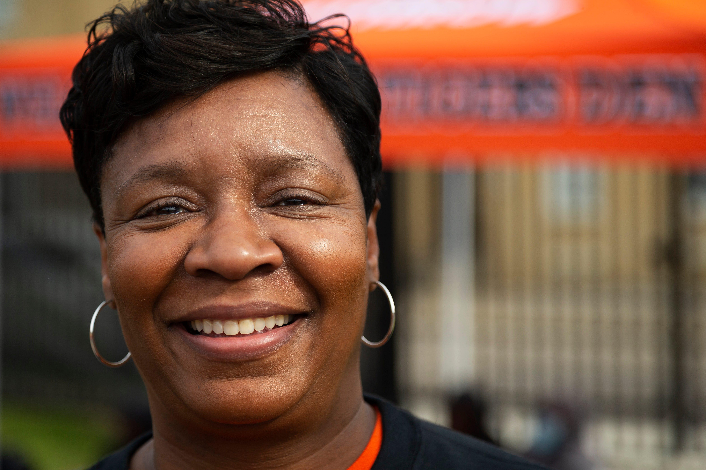 WATCH: Regina Williams makes history as Cincinnati Public's 1st Black female AD