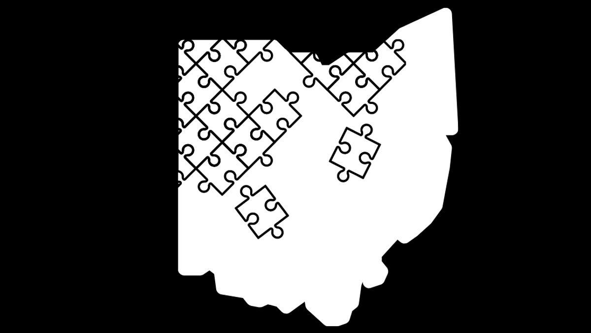Ohio Gov. Mike DeWine convenes redistricting commission ahead of 2020 Census data release