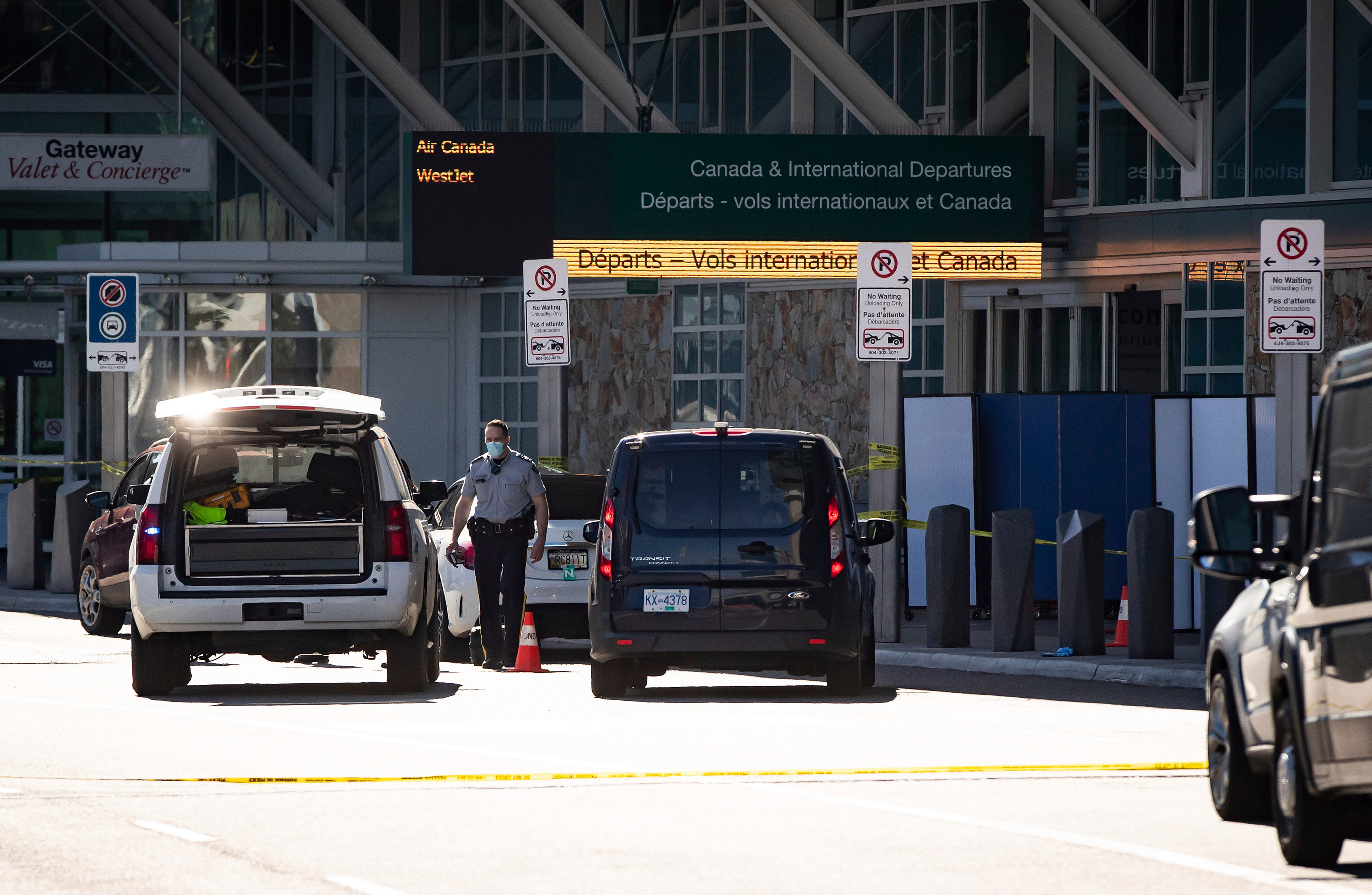 Man shot to death at Vancouver's airport in gang incident 2