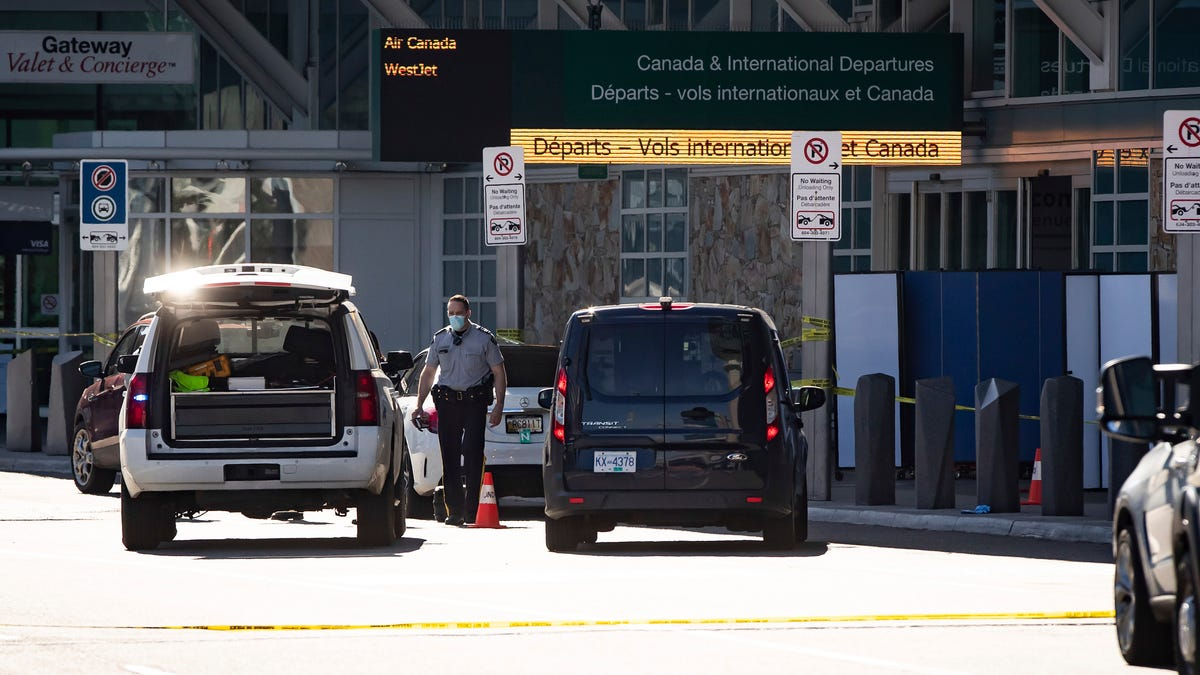 Man shot to death at Vancouver's airport in gang incident 3