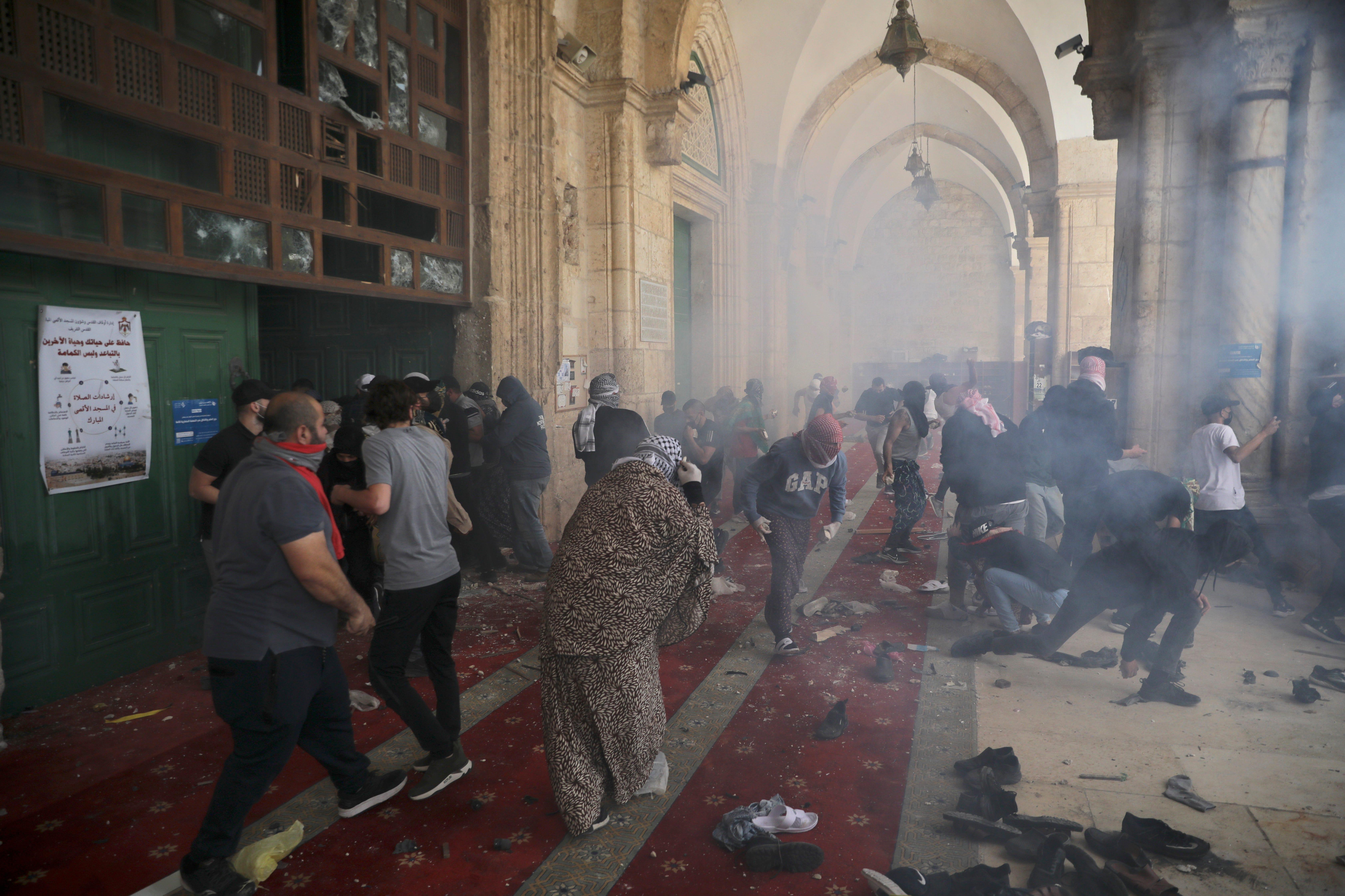 Gaza health officials: 9 killed in blast in northern Gaza 1