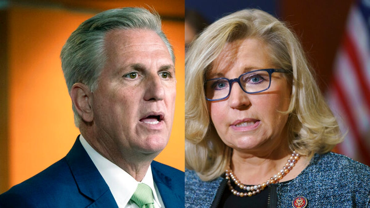 McCarthy sets Wednesday vote on Liz Cheney leadership ouster 2