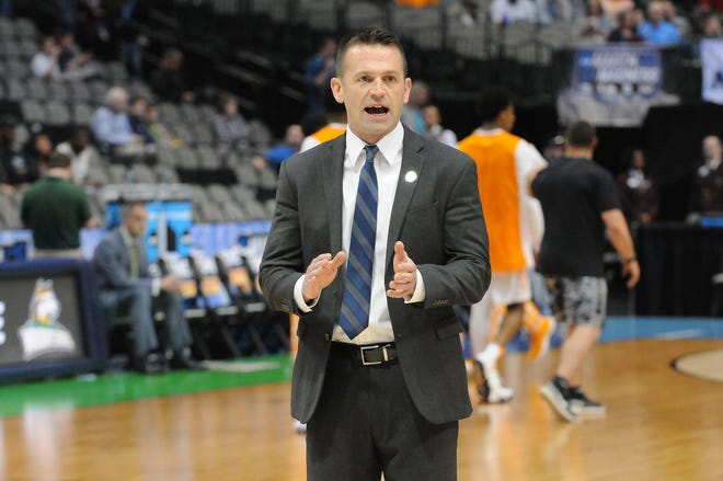 Brian Cooley, an assistant men's basketball coach at Wright State for the past five years, has joined coach Niko Medved's staff at Colorado State, Medved said said Monday, May 10, 2021.