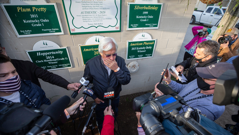 Kentucky Derby bettors sue Bob Baffert, seek his removal from horse racing