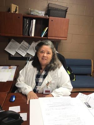 Janice Boblenz, 68, of New Bloomington, is the director of nursing at Marion Pointe.