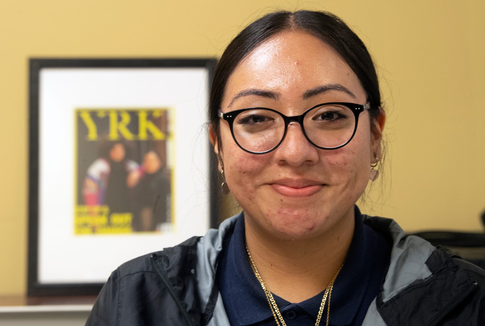 When Arlette Morales heads to college next year, she plans to continue to work for her own community, and fight for racial justice.