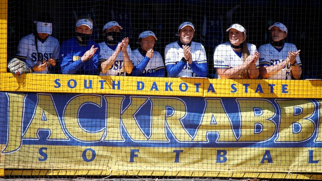 South Dakota State softball has had a record-setting season.