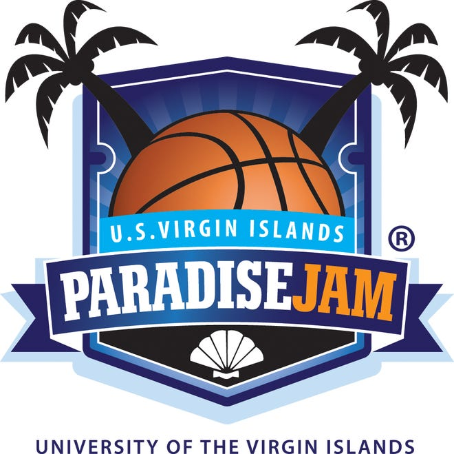Paradise Jam logo
