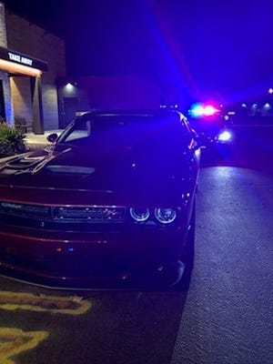 Visalia officers targeted street racing across the city on Saturday, issuing 38 citations.