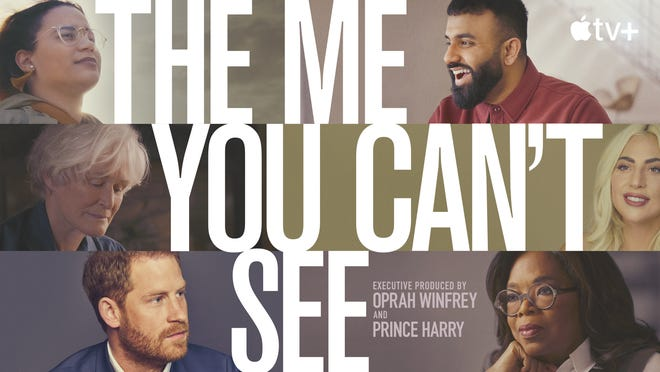 Prince Harry and Oprah Winfrey will premiere their mental health documentary series on Apple TV+ on May 21.