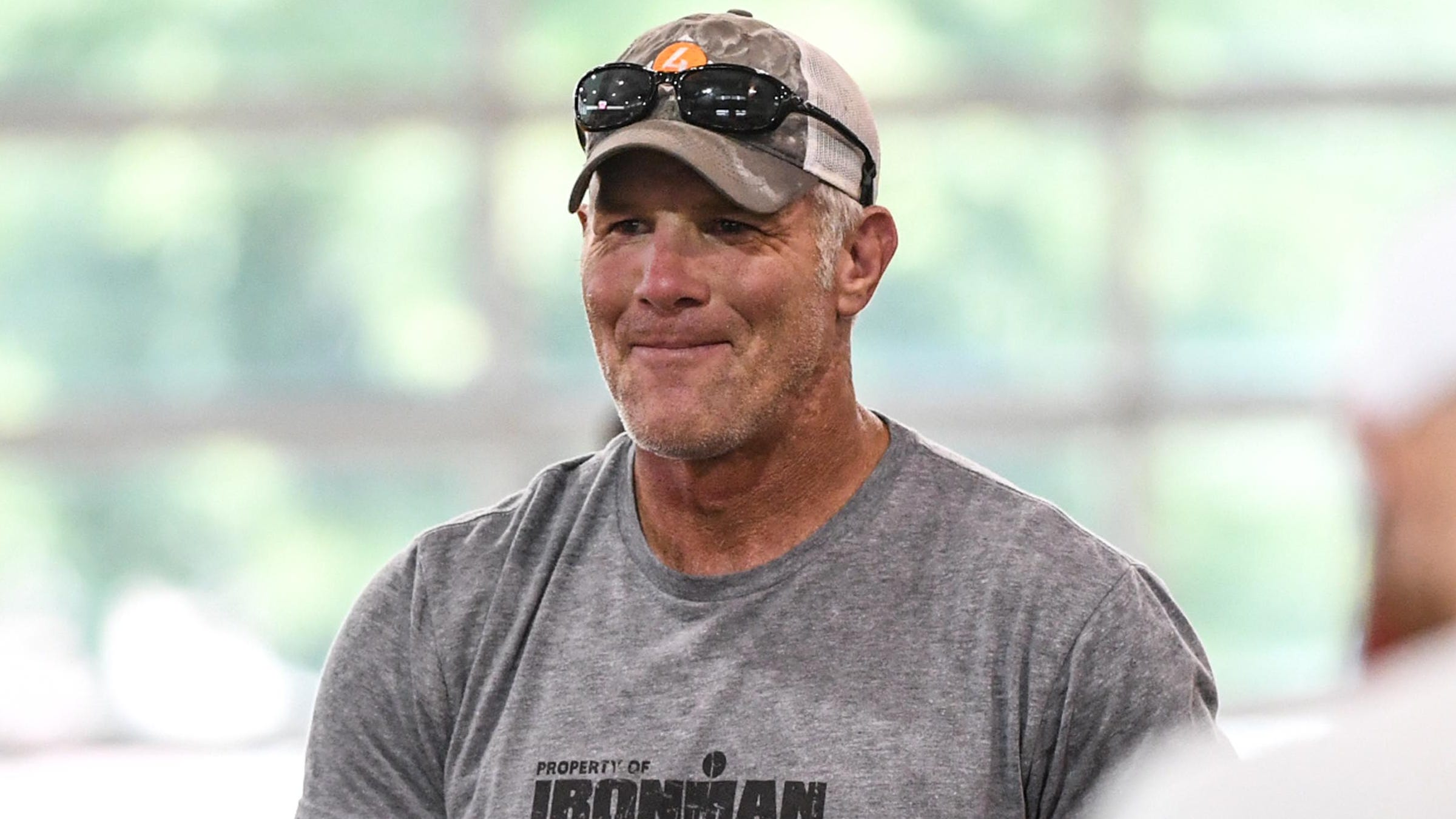 Brett Favre was inducted into the  Pro Football Hall of Fame in 2016.