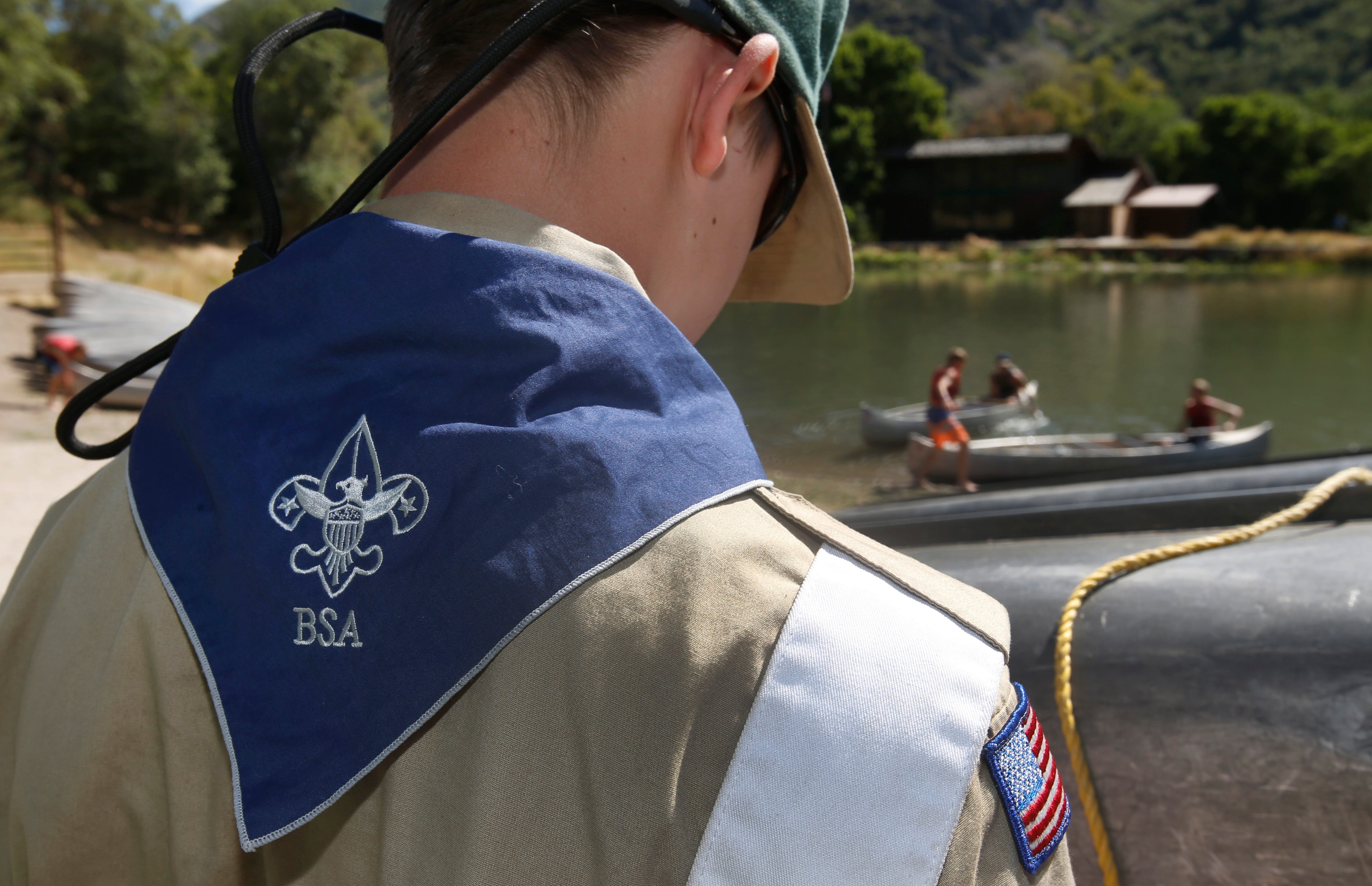 Boy Scouts offer to compensate sexual abuse victims in historic $850 million bankruptcy settlement