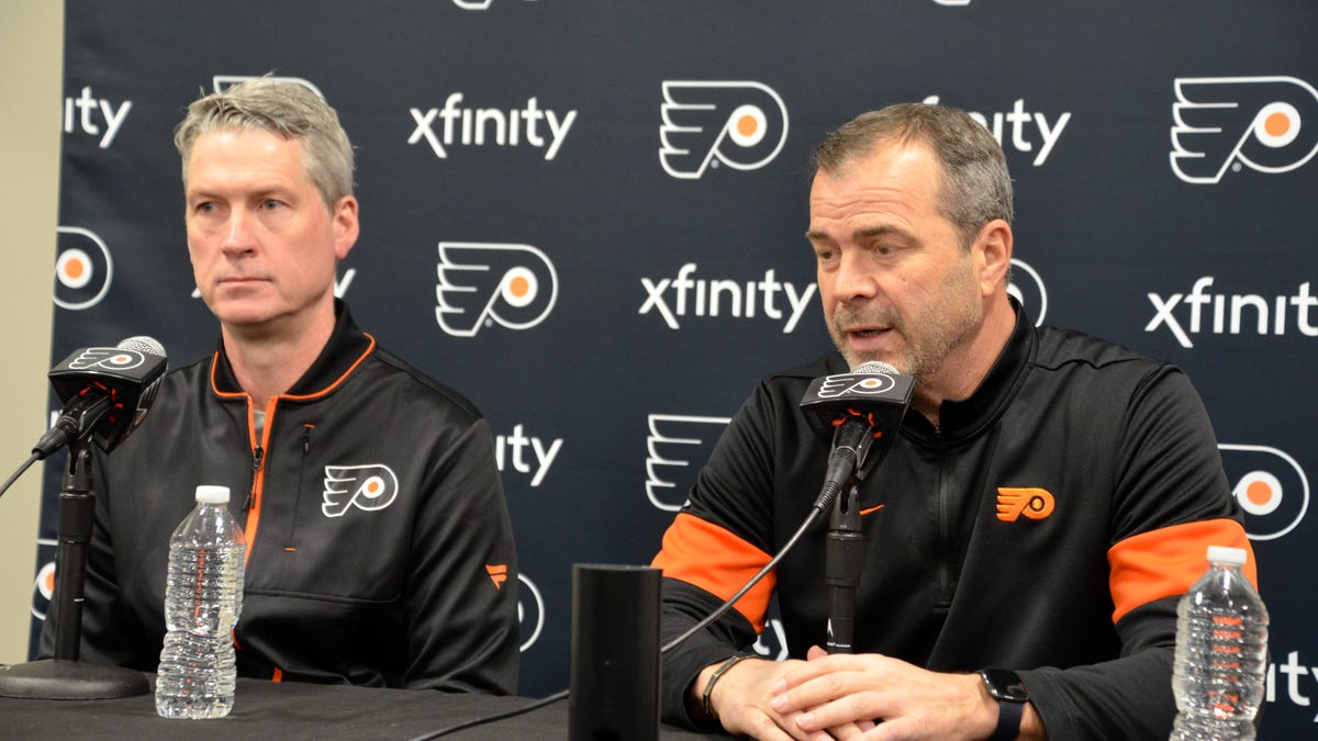 Flyers' 'Big Three' say they know problem and believe it can be fixed