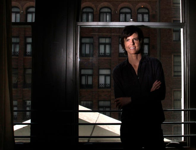 Tig Notaro at her downtown L.A. loft in October 2012.