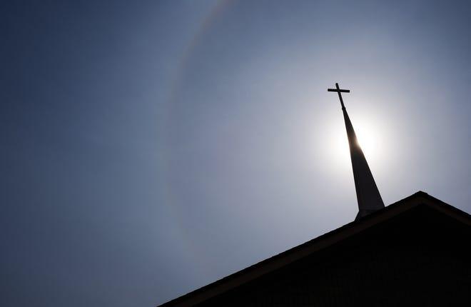 St. James Biblical Christian Baptist Church in the Linden neighborhood of Columbus