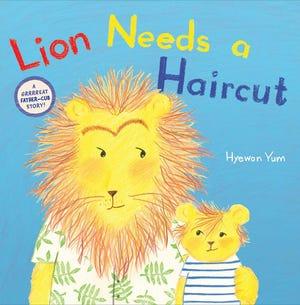 """Lion Needs a Haircut"" by Hyewon Yum"
