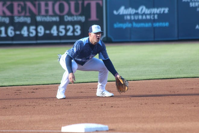 The West Michigan Whitecaps held their home opener against the Great Lakes Loons on Tuesday, May 11