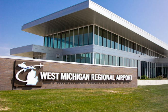 The West Michigan Regional Airport in Holland will be closed for parts of May for runway and lighting construction projects.