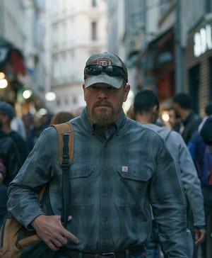 "Matt Damon stars as Bill in director Tom McCarthy's ""Stillwater."" The Focus Features release was filmed in part in Oklahoma."