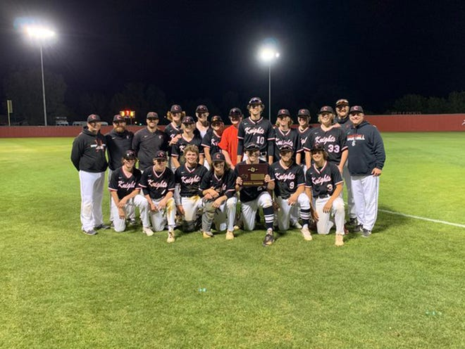 The Crossings Christian baseball team is heading to the state tournament for the first time in school history.