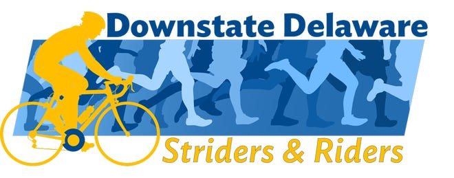 The Downstate Delaware Striders & Riders will host the Leap Frog 50K/100K Bicycle Tour at 8 a.m. June 12 starting and ending at Lake Forest High School, 5407 Killens Pond Road, Felton.
