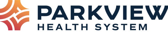 Parkview Medical Center will now be called Parkview Health System as part of its rebranding and logo change.