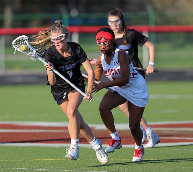 Julia Hadden led Kilbourne with 38 goals through 16 games. The Wolves open the Division II, Region 7 tournament May 20 against visiting Buckeye Valley.