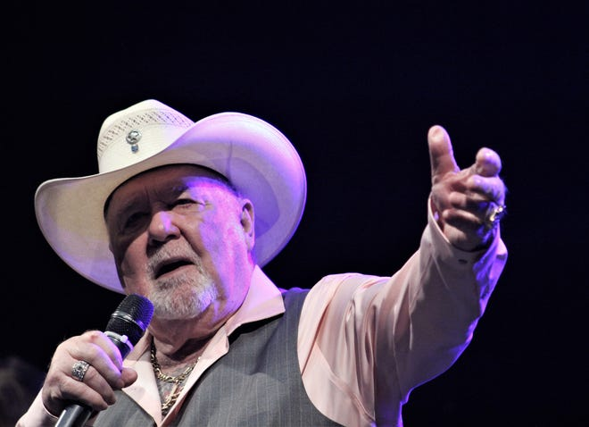 Johnny Lee wowed fans with a performance packed with memories of the Urban Cowboy era Saturday at the Taylor County Coliseum. May 8 2021