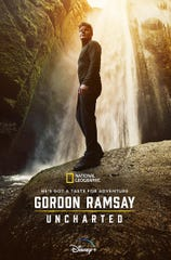 """Gordon Ramsay está de volta na terceira temporada de  """"Gordon Ramsay: Uncharted."""" A série de expedições culinárias da National Geographic estreia em 31 de maio, Dia do Memorial."""