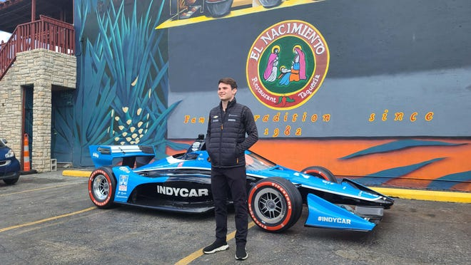 IndyCar racer Pato O'Ward is one of a new generation of racers who is taking the fight to veterans Scott Dixon and Will Power while broadening the sport's reach.