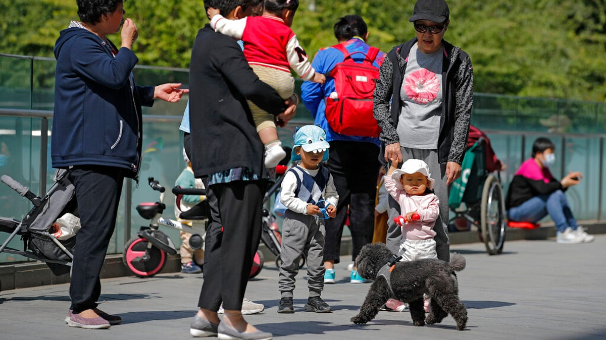 1.4B but no more? China's population growth closer to zero 3