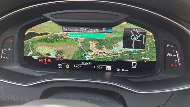 The 2021 Audi RS6 Avant