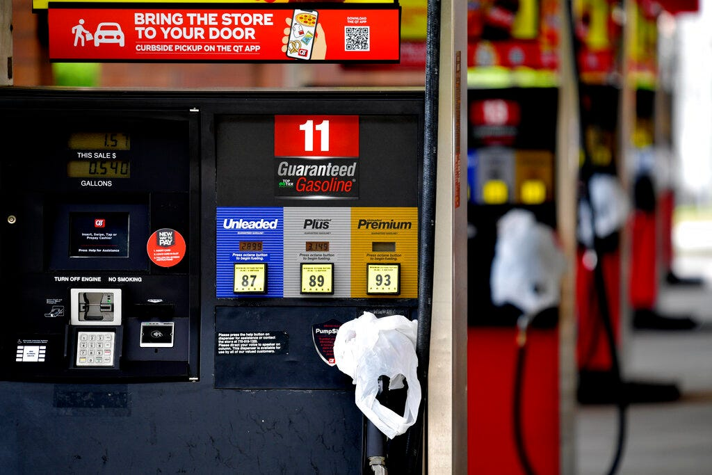 Gas stations report shortages as pipeline shutdown drags on 2