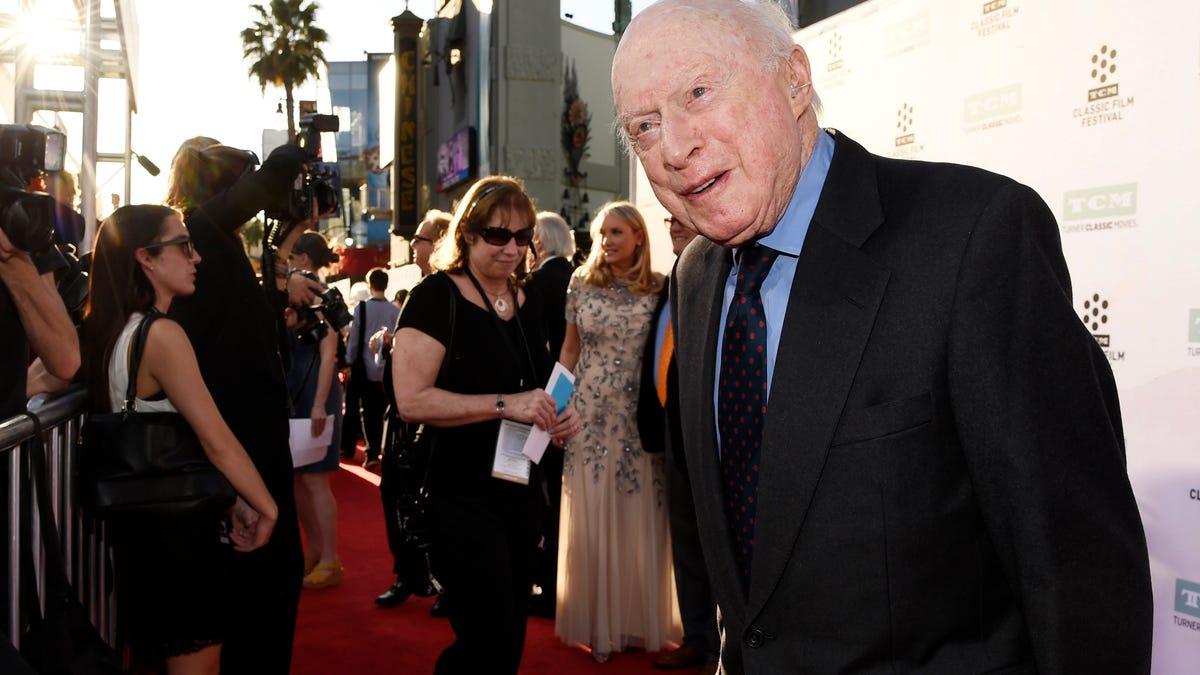 'Saboteur,' 'St. Elsewhere' star Norman Lloyd dies at 106 2