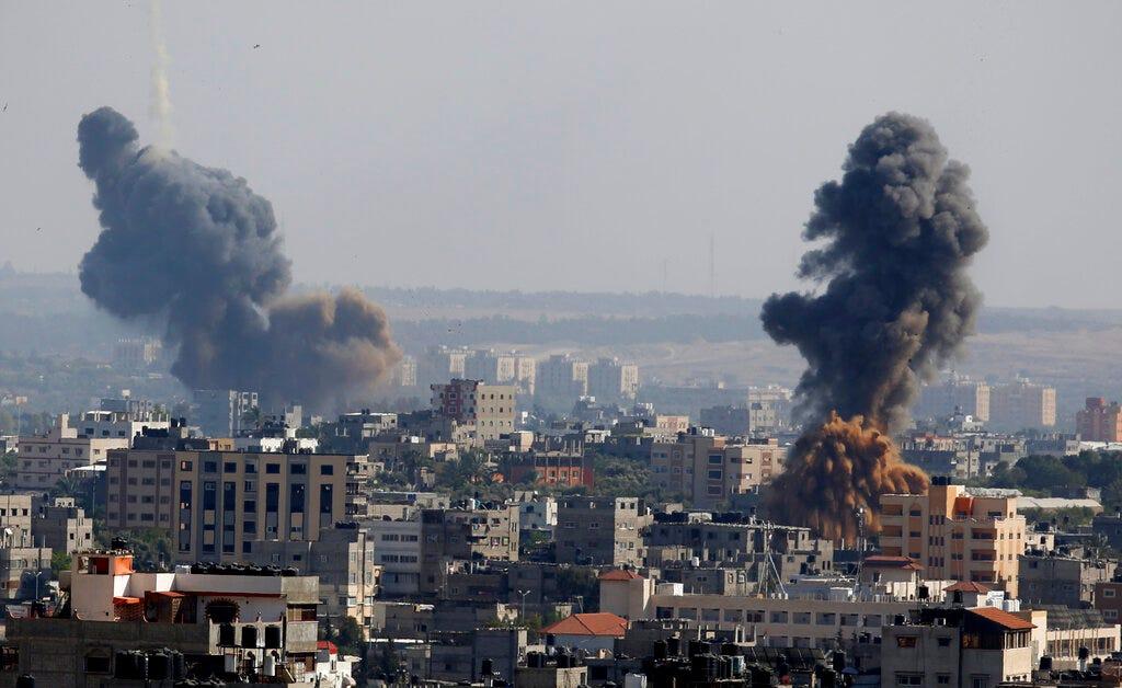 Israel, Hamas trade deadly fire as confrontation escalates 2