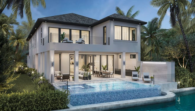 Seagate Development Group announced that its furnished Revana model home is progressing as planned in Isola Bella at Talis Park. It is under contract and will be complete in Spring 2022.