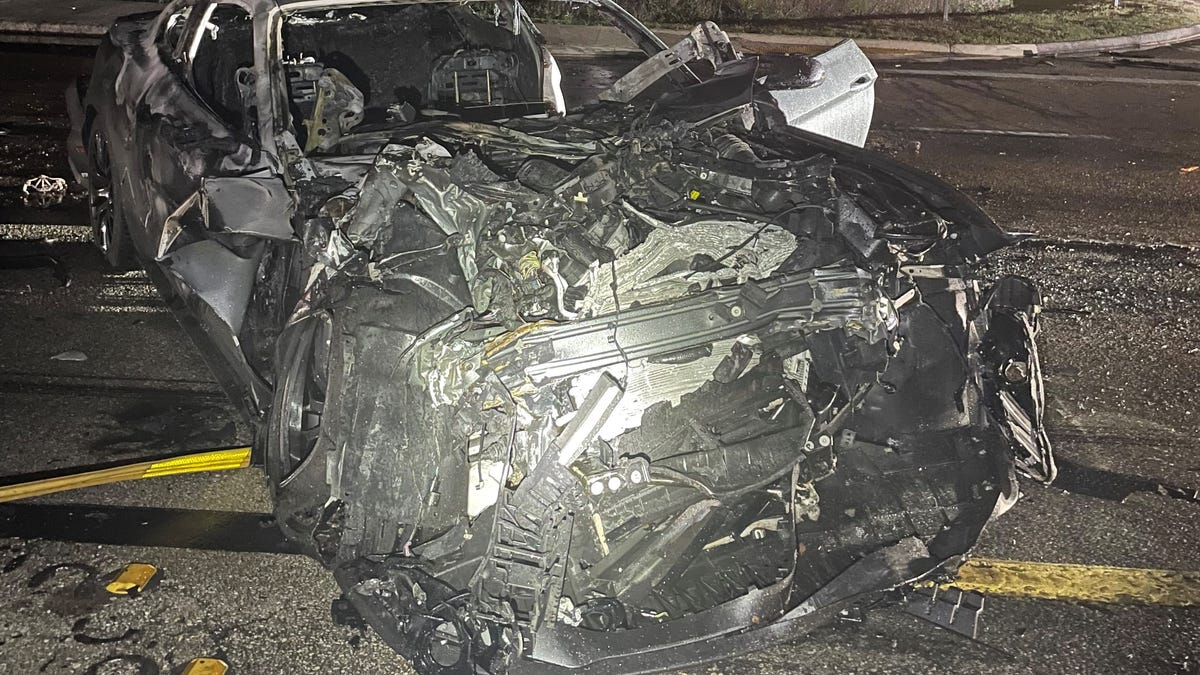 Fiery hit-and-run crash leaves FHP searching for driver who fled from Lehigh Acres scene on foot 2