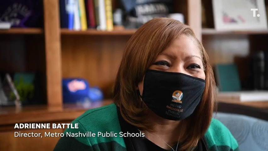 'To see every student known' is MNPS Director Adrienne Battle's dream for district