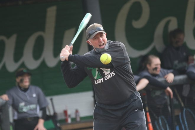 Clear Fork's Jeff Gottfried was named the 2021 Mid-Ohio Athletic Conference Softball Coach of the Year.