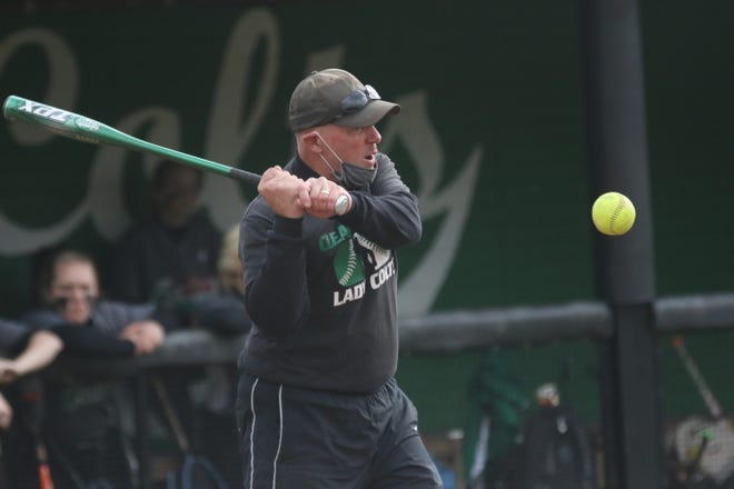 Clear Fork's Jeff Gottfried stepped down as head softball coach after 22 years and nearly 450 wins.