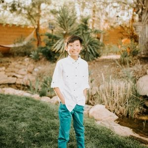 """Zane McQuivey, 14, died after a crash in an off-highway accident in Washington County on Friday. Family members described him as a """"kind and happy 14-year-old boy."""" He was an eighth-grader at Crimson Cliffs Middle School."""