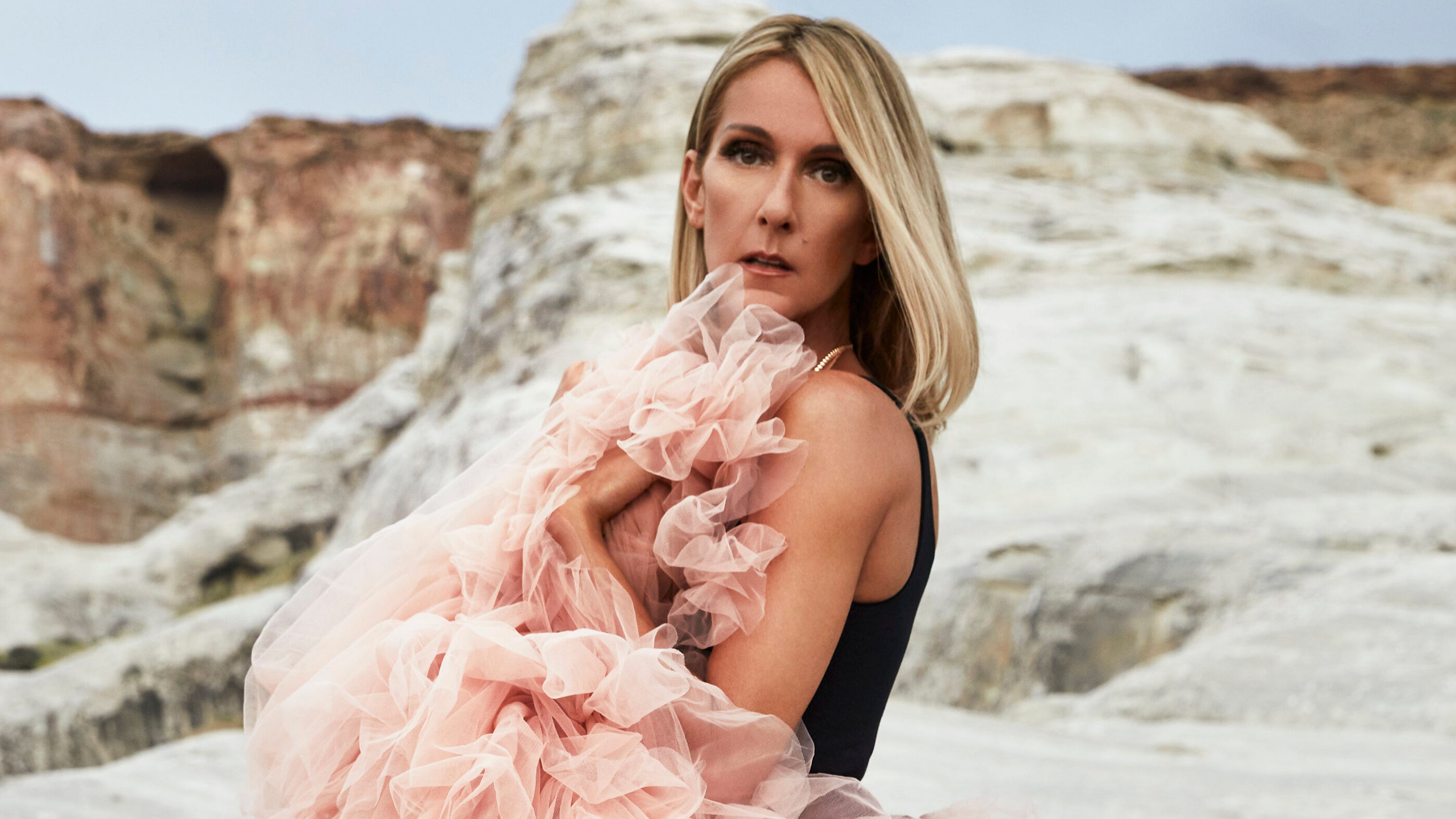 Celine Dion talks Las Vegas return, how Whitney Houston inspired that 'surprise' high note in 'All By Myself'